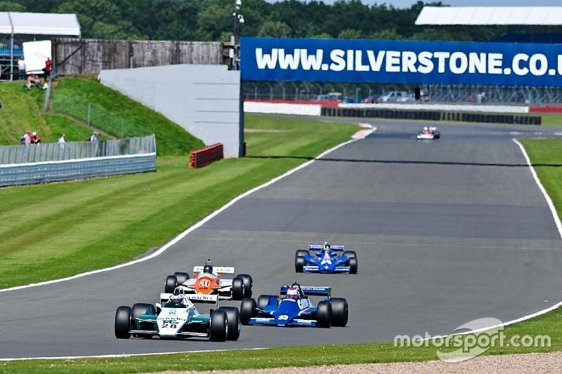 El GP de Gran Bretaña tendrá carreras de autos históricos de la F1