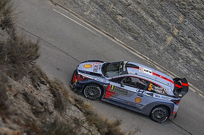 WRC Rallye Monte Carlo: Hyundai im Shakedown in Front