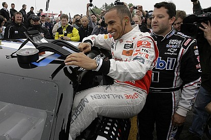 Top 10: F1 stars who've tried NASCAR