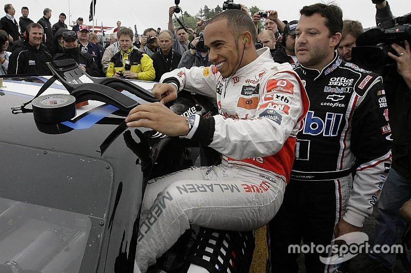 Top 10: F1 stars who've tried NASCAR