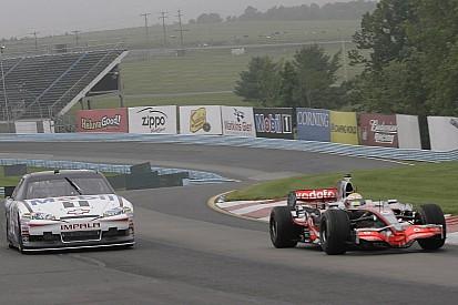 GALERI: Pembalap F1 yang pernah mencoba NASCAR