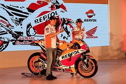 Repsol Honda bakal launching di Jakarta lagi