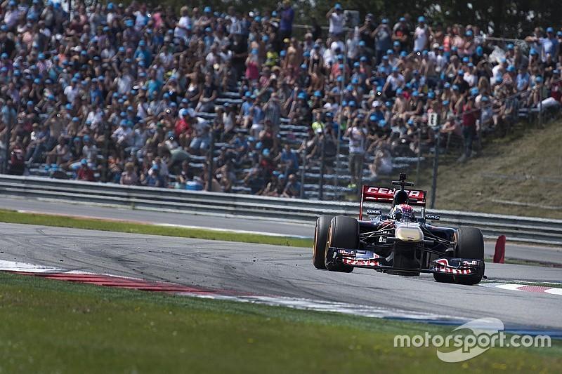 وايتينغ: حلبة أسين بحاجة إلى تعديلات طفيفة لتستضيف سباق فورمولا واحد