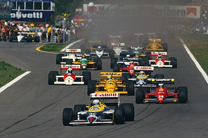 Mansell dice que a la F1 actual le falta la competencia de los 80 y 90