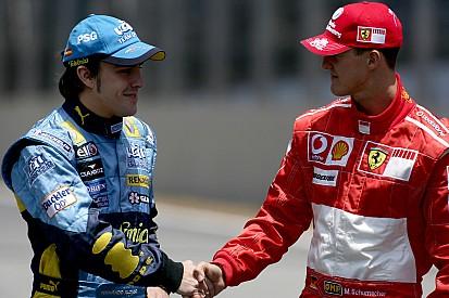 """""""Alonso tem a mesma dedicação de Schumacher"""", diz Brown"""