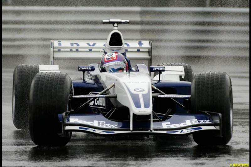 Canadian Grand Prix, Montreal, Friday, June 13th 2003.