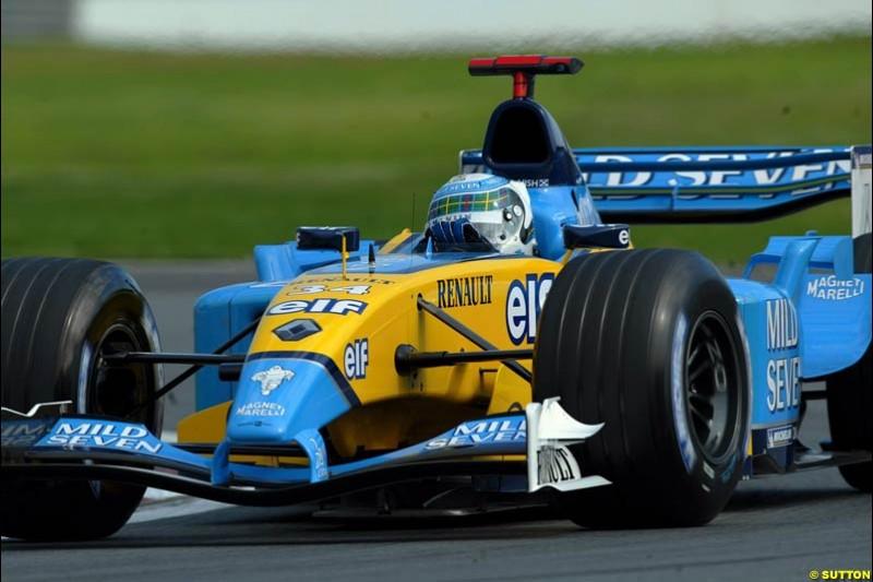 Canadian Grand Prix Friday. Circuit Gilles Villeneuve, Montreal. 13th June, 2003.
