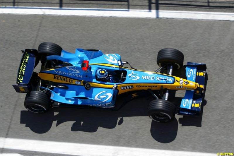 Spanish Grand Prix, Friday. 7th May, 2004. May 7th, 2004. May 7th, 2004.