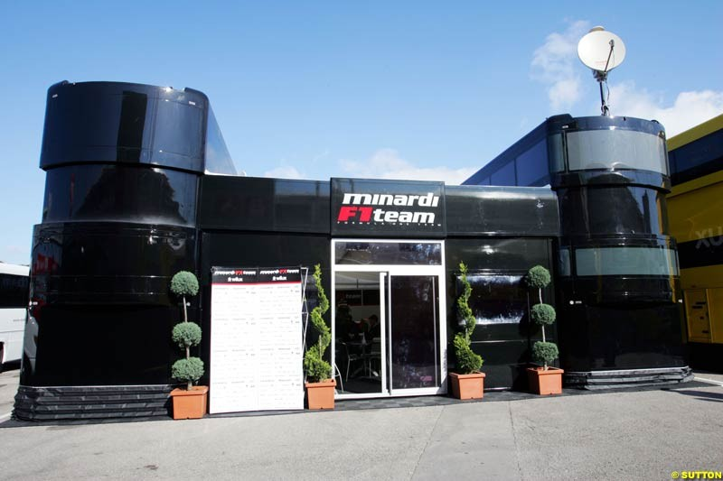 Spanish Grand Prix, Friday. 7th May, 2004. May 7th, 2004.