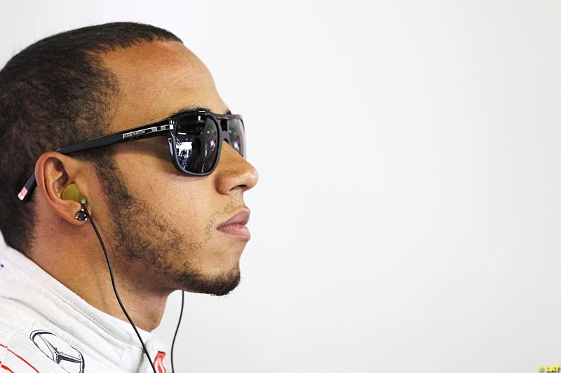 Lewis Hamilton, McLaren, Practice, Formula One World Championship, Round 15, Japanese Grand Prix, Suzuka Circuit, Mie Prefecture, Japan. Friday 5 October 2012.