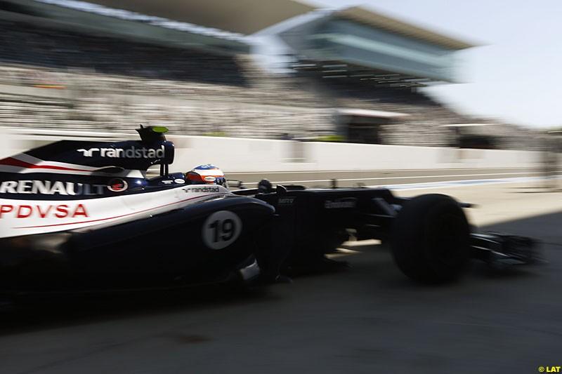 Valtteri Bottas, Williams FW34, Practice, Formula One World Championship, Round 15, Japanese Grand Prix, Suzuka Circuit, Mie Prefecture, Japan. Friday 5 October 2012.