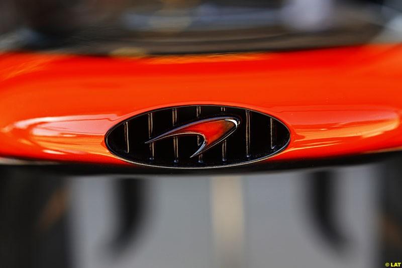 McLaren MP4-27 nosecone detail, Practice, Formula One World Championship, Round 15, Japanese Grand Prix, Suzuka Circuit, Mie Prefecture, Japan. Friday 5 October 2012.