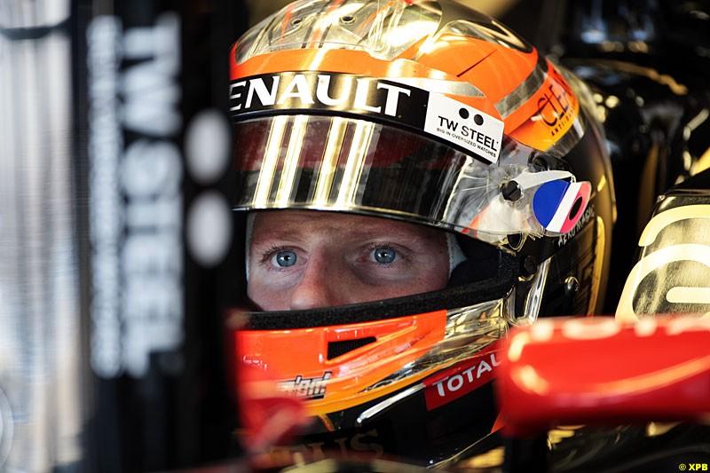 Romain Grosjean, Lotus F1 Team, Practice, Formula One World Championship, Round 15, Japanese Grand Prix, Suzuka Circuit, Mie Prefecture, Japan. Friday 5 October 2012.