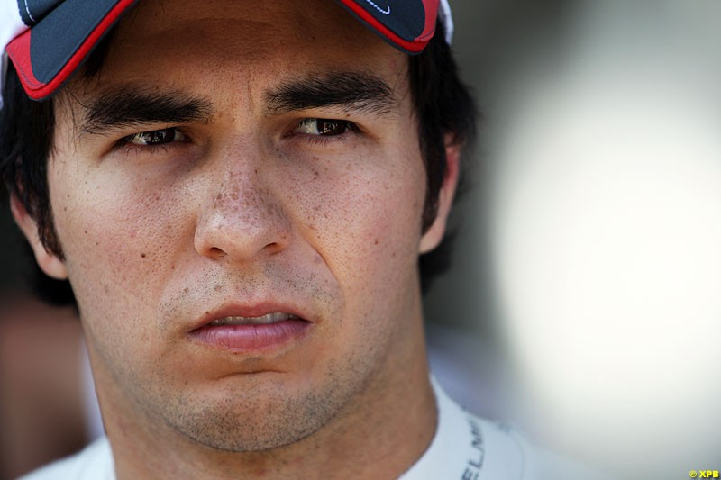Sergio Perez, Sauber, Practice, Formula One World Championship, Round 15, Japanese Grand Prix, Suzuka Circuit, Mie Prefecture, Japan. Friday 5 October 2012.