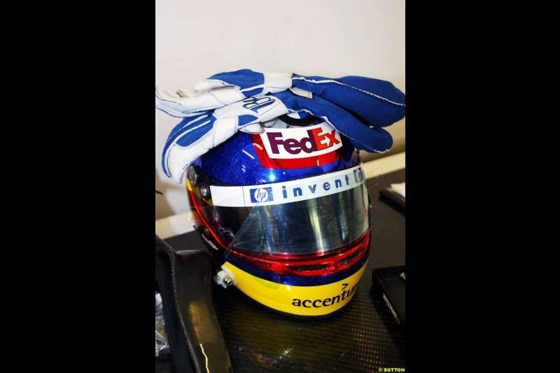 British GP, Friday July 9th, 2004.