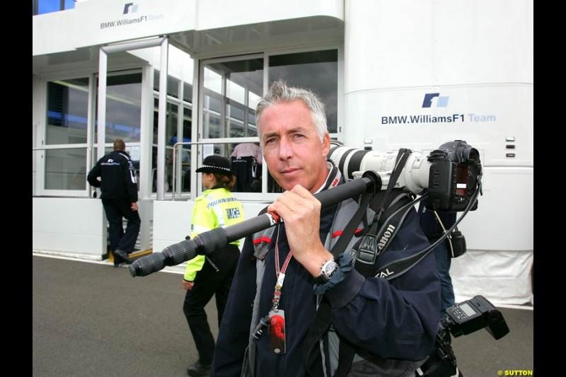 Keith Sutton, British GP, Friday July 9th, 2004.