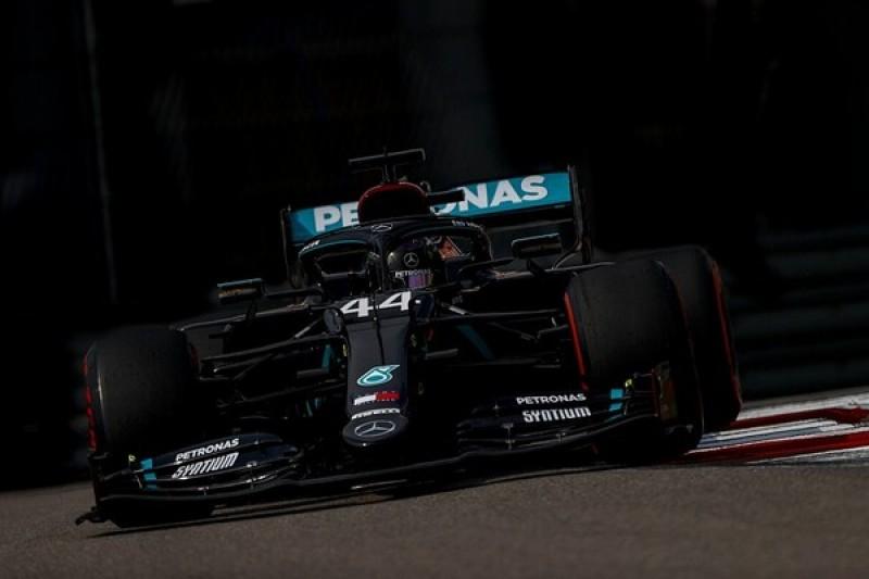 F1 Russian GP: Hamilton takes pole despite Q2 scare