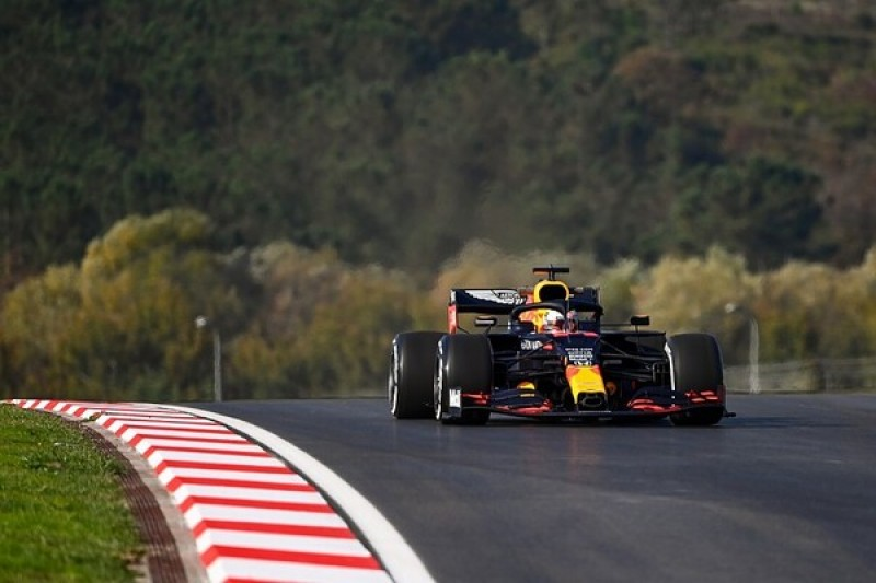 Red Bull's Verstappen sets pace in F1 Turkish GP FP2 from Leclerc