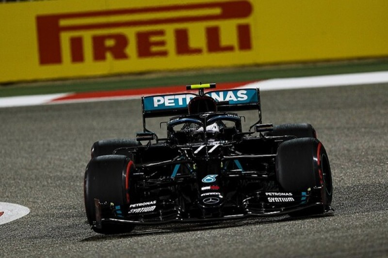 F1 Sakhir GP: Russell edges Russell for pole position