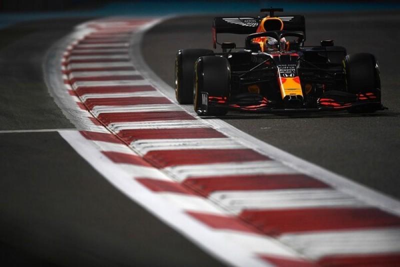 F1 Abu Dhabi GP: Verstappen pips Bottas for Red Bull's first 2020 pole