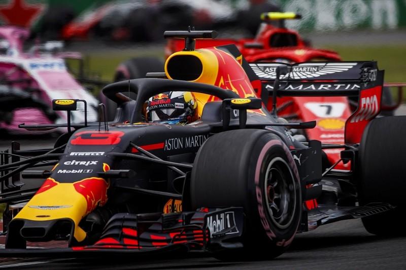 Aston Martin Red Bull S 2019 Engine Switch Won T Cause Honda Clash