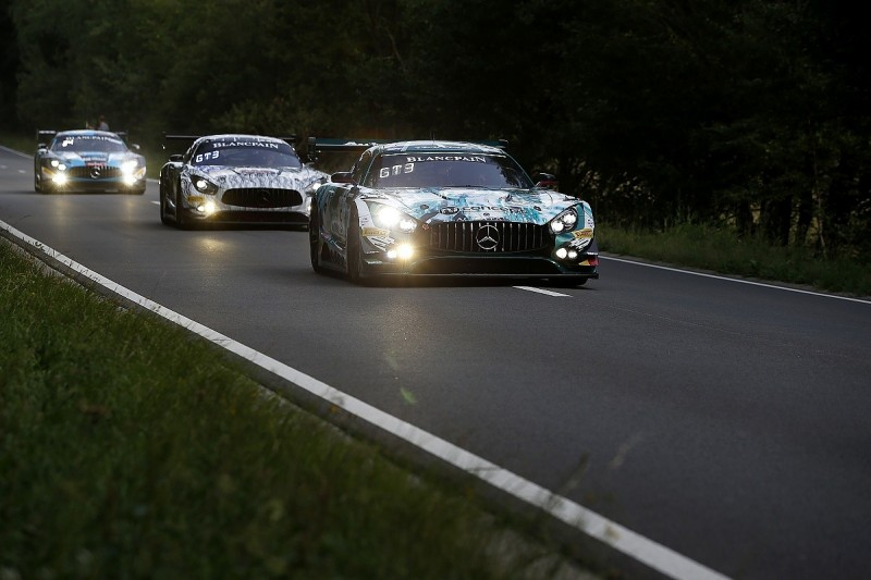 Three DTM teams set to run Mercedes GT3 machinery in 2021