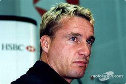 Jaguar Racing e HSBC, rinnovo della sponsorizzazione: Eddie Irvine
