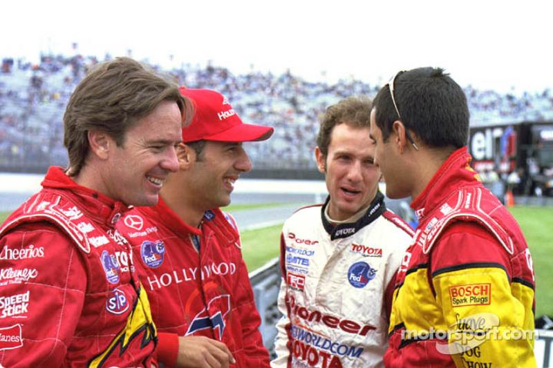 Jimmy, Juan et des amis
