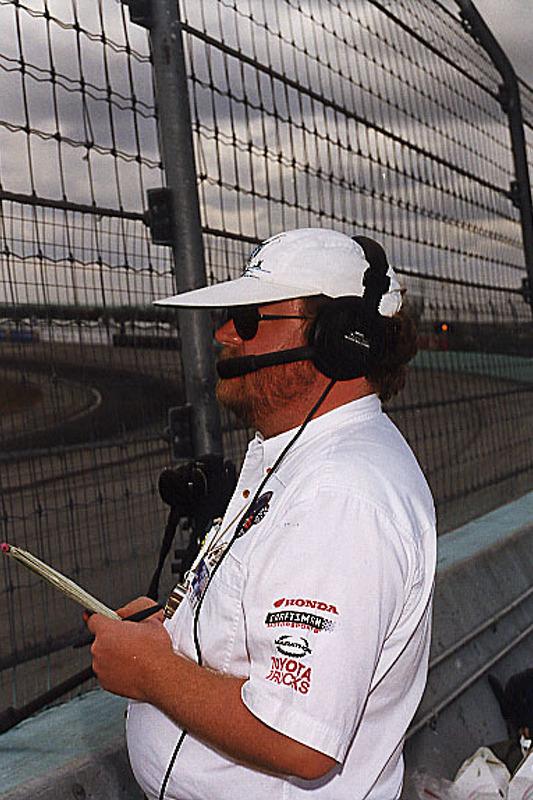 CART Race, stn3A #15