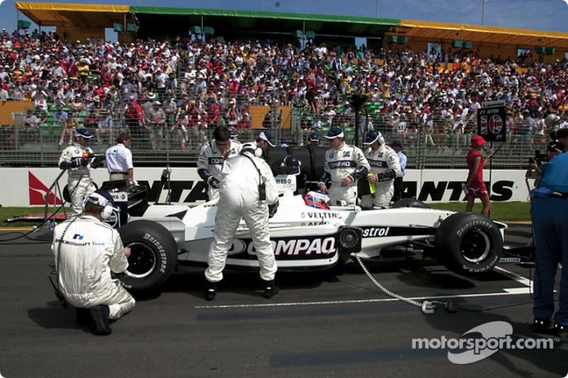 Der 1. Grand Prix