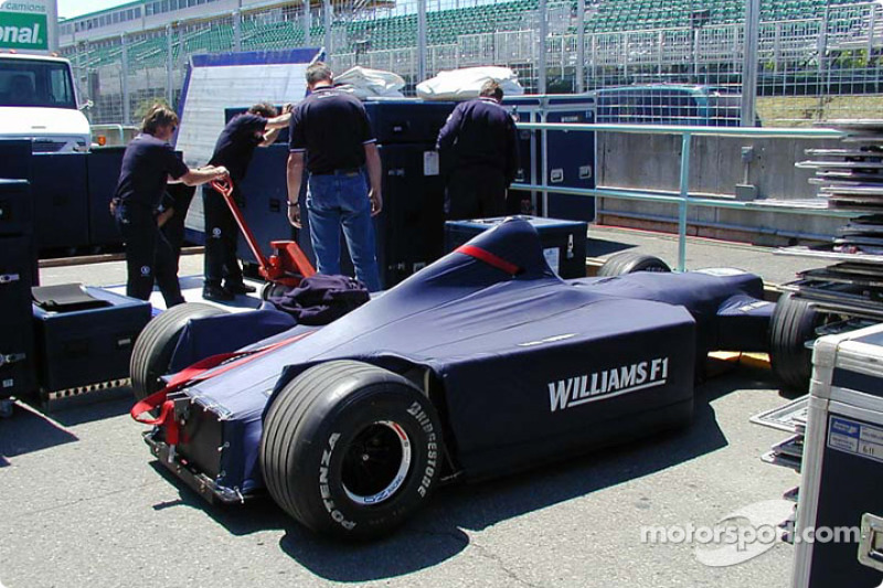 Desempacando el Williams