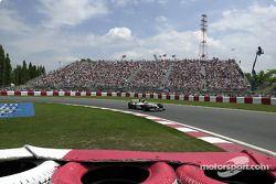Ralf Schumacher Senna hairpin