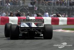 En el circuito Gilles Villeneuve se requiere de mucho poder