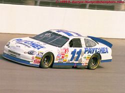 Brett Bodine, Brett Bodine Racing, Ford Taurus