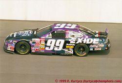 Jeff Burton, Roush Racing, Ford Taurus