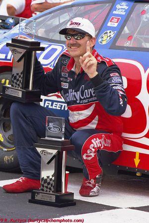 1. Dale Jarrett, Robert Yates Racing