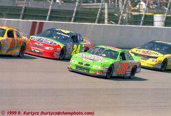 Bobby Labonte, Joe Gibbs Racing, Pontiac Grand Prix, Jeff Gordon, Hendrick Motorsports, Chevrolet Monte Carlo
