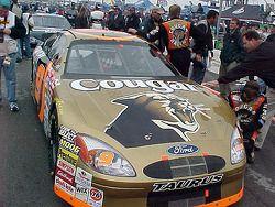 Chasis del #9 Cougar