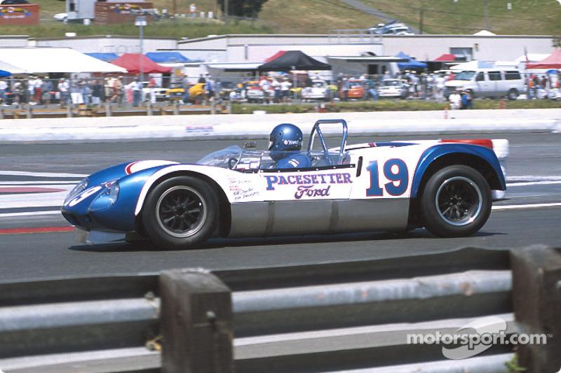 1963 Lotus 19-B