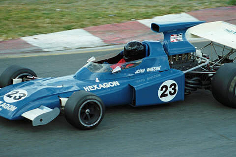 F1: #23 1972 March 721