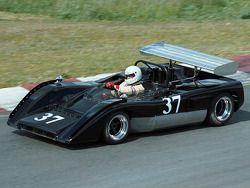 Sports: #37 1970 McLaren M8C