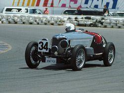 Group 1: #34 1936 Riley TT