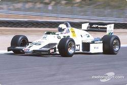 1983 Williams FW08