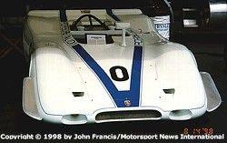 1969 Porsche 917PA - Jo Siffert's (stands)