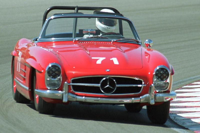 1959 Mercedes Benz 300SL