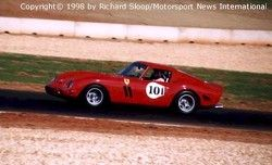 Ferrari @ Road Atlanta 1998