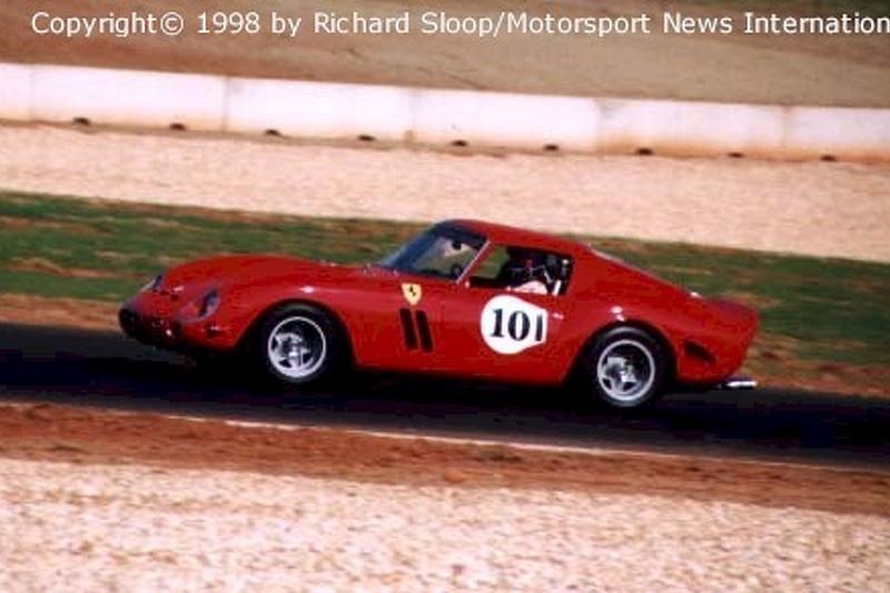 Ferrari @ Road Atlanta 1998