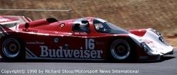 Bud Porsche @ Road Atlanta 1998