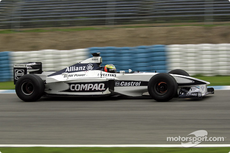 2001: Williams FW22b