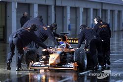 Silverstone shakedown